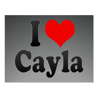 Amo Cayla Postal
