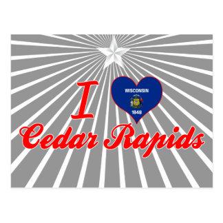 Amo Cedar Rapids, Wisconsin Postal