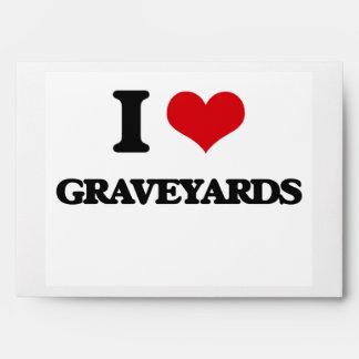 Amo cementerios sobres