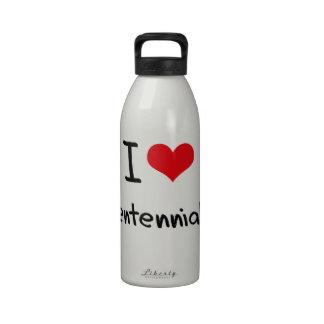 Amo Centennials Botellas De Beber