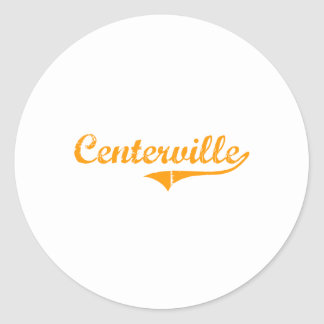 Amo Centerville Tennessee Pegatina Redonda