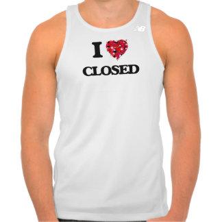 Amo cerrado t-shirts