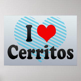 Amo Cerritos, Estados Unidos Impresiones