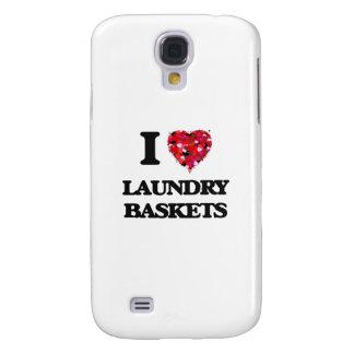 Amo cestas de lavadero funda para galaxy s4