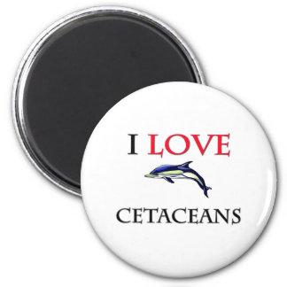 Amo cetáceos imanes
