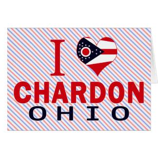 Amo Chardon, Ohio Felicitaciones