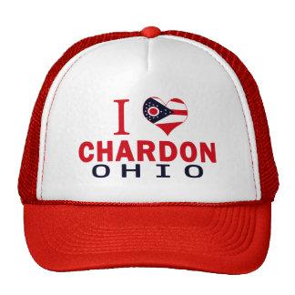 Amo Chardon, Ohio Gorro