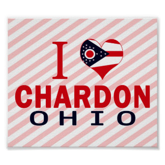 Amo Chardon, Ohio Impresiones