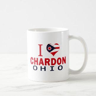 Amo Chardon, Ohio Taza De Café