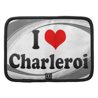 Amo Charleroi, Bélgica Planificadores