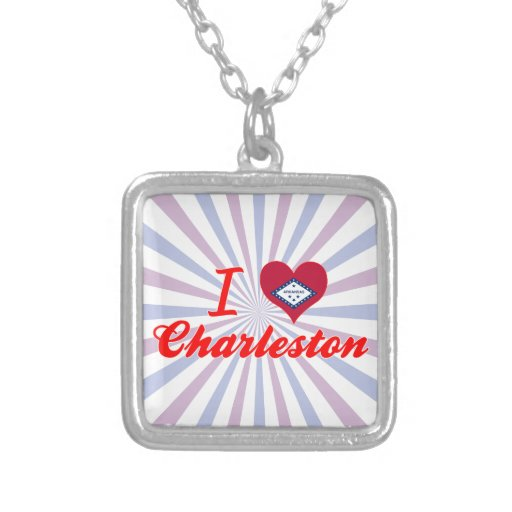 Amo Charleston, Arkansas Grimpolas Personalizadas