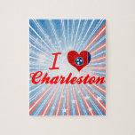 Amo Charleston, Tennessee Rompecabeza