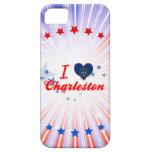 Amo Charleston, Utah iPhone 5 Protectores