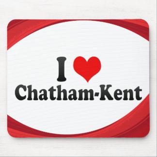 Amo Chatham-Kent Canadá Tapete De Ratones