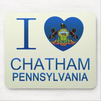 Amo Chatham PA Tapete De Ratón