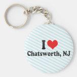 Amo Chatsworth, NJ Llaveros