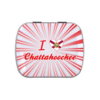 Amo Chattahoochee, la Florida Latas De Dulces