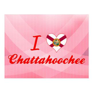 Amo Chattahoochee, la Florida Postal