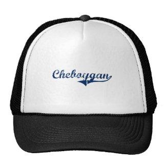 Amo Cheboygan Michigan Gorras De Camionero