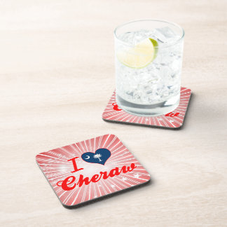 Amo Cheraw, Carolina del Sur Posavasos De Bebida