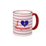Amo Cherryvale, Kansas Tazas De Café
