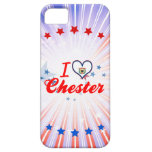 Amo Chester, Virginia Occidental iPhone 5 Protector