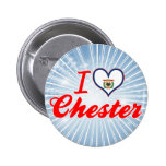 Amo Chester, Virginia Occidental Pin