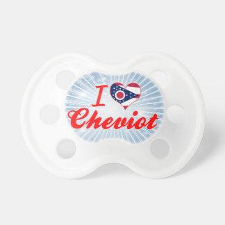 Amo Cheviot, Ohio Chupetes Para Bebes