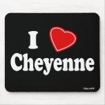 Amo Cheyenne Alfombrillas De Raton