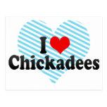 Amo Chickadees Postal