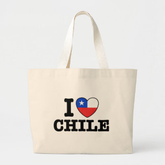 Amo Chile Bolsas De Mano