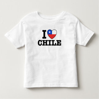 Amo Chile Playera De Bebé