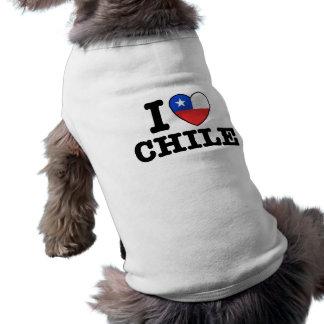Amo Chile Ropa Macota