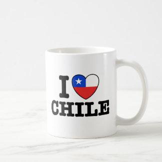 Amo Chile Taza