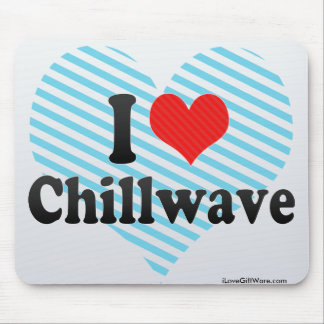 Amo Chillwave Alfombrillas De Raton
