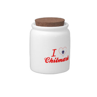 Amo Chilmark, Massachusetts Plato Para Caramelo