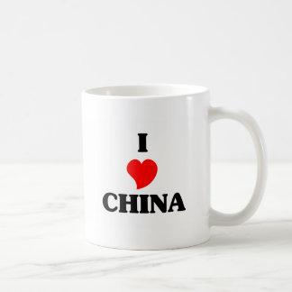 Amo China Taza