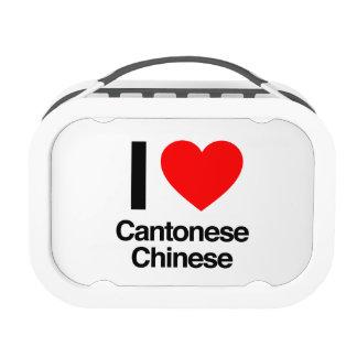 amo chino del cantonese