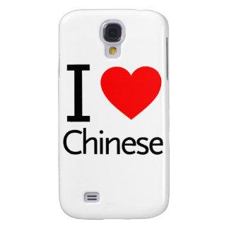 Amo chino funda para galaxy s4