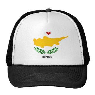 Amo Chipre Gorro De Camionero