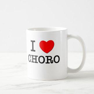Amo Choro Tazas De Café