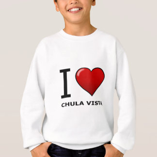 AMO CHULA VISTA, CA - CALIFORNIA SUDADERA