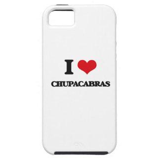 Amo Chupacabras iPhone 5 Case-Mate Coberturas