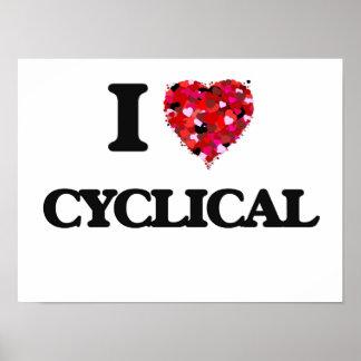 Amo cíclico póster