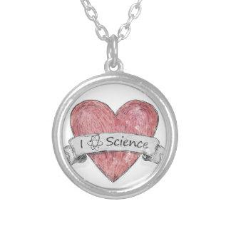 Amo ciencia joyerias