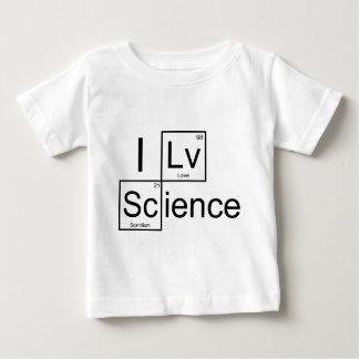 Amo ciencia poleras