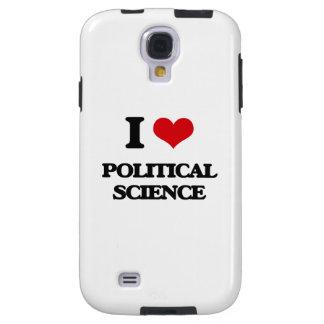 Amo ciencia política funda para galaxy s4