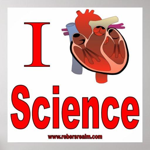 Amo ciencia poster