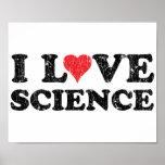 Amo ciencia posters