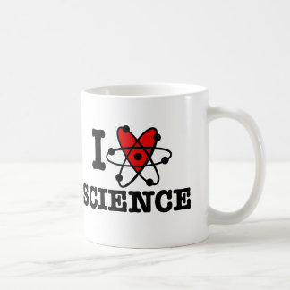 Amo ciencia tazas de café